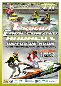 CAMPEONATO ANDALUZ MOTOS DE AGUA BENALMADENA 2016 V