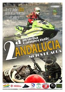 CARTEL ARCOS D ELA FRONTERA 2014