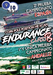 Cartel endurance 2016 ARCOS
