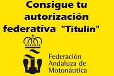 autorizacion federativa