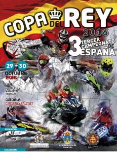 Copa del Rey Motos de agua Murcia 2016