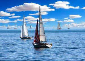 Importancia viento navegar con seguridad
