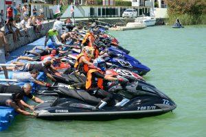 motos de agua competición